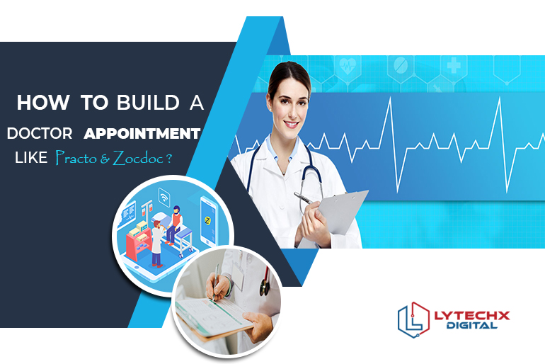 Doctor Appointment App Like Practo And ZocDoc