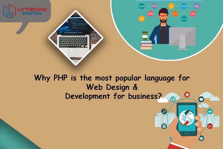 Why PHP Language For Web Design & Development For Business