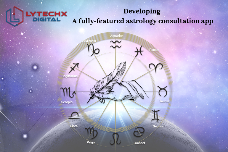Developing a perfect astrology consultancy application