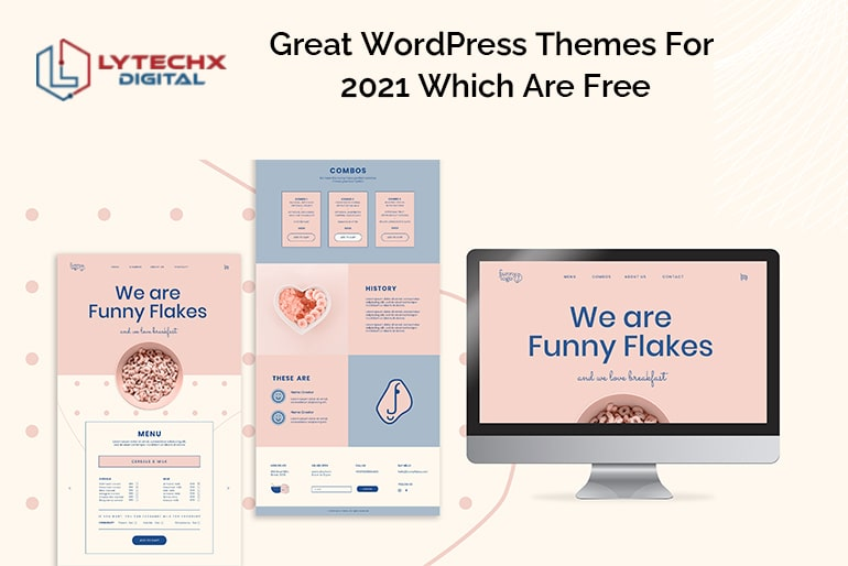 Great WordPress Themes For 2021 Which Are Free
