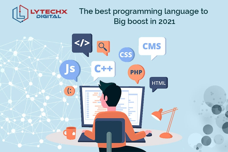 The Best Programming Language To a Huge Boost In 2021