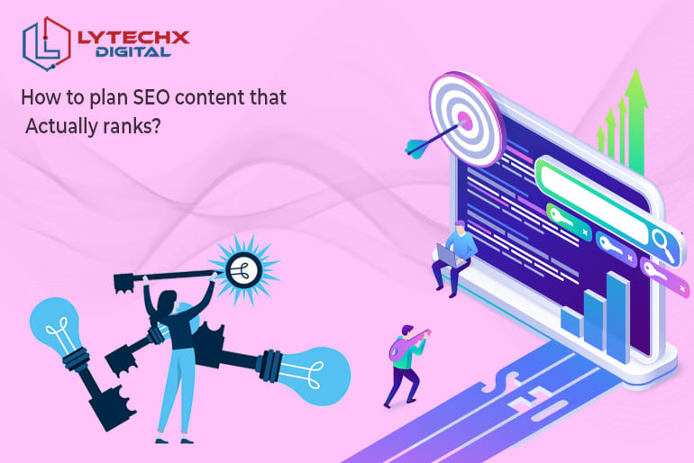 A perfect scheme for high-ranking SEO content