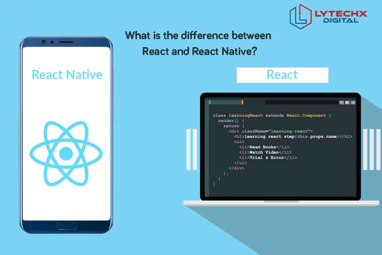 What is the difference between React and React Native?