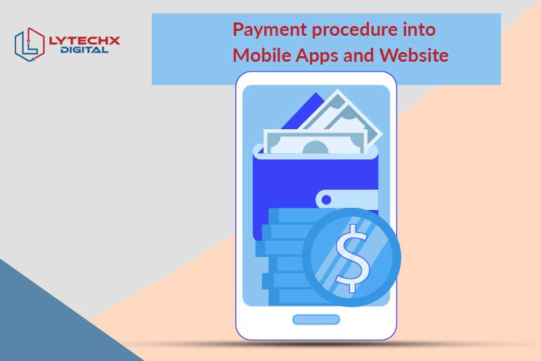 How to combine payment procedure into Mobile Apps and Website