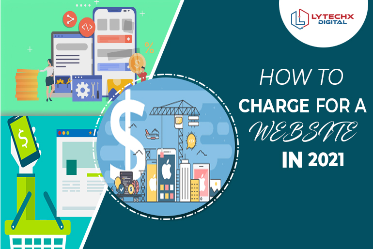 Charging For a Website