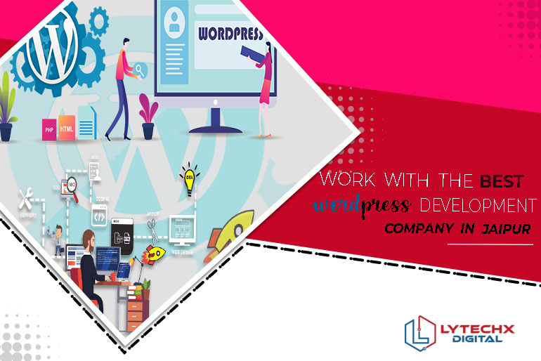 Work With the Best WordPress Development Company In Jaipur