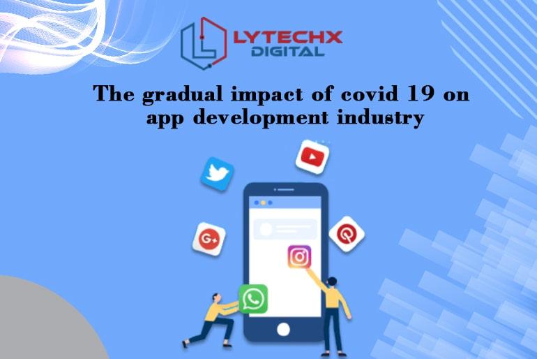 The Gradual Impact of Covid-19 on the App Development Industry