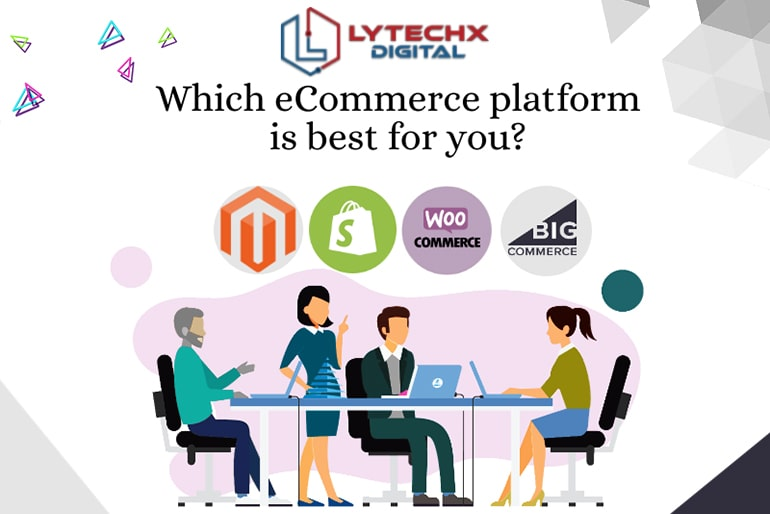 Which eCommerce platform is better, big commerce or Shopify?