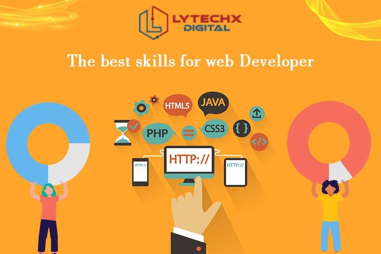 The Best Skills For a Web Developer