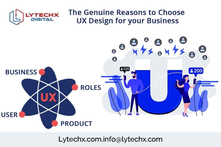 The Genuine Reasons To Choose UX Design for Your Business